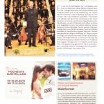 Chorgemeinschaft und Philharmonie begeistern mit einem großen Konzert