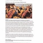 Silvesterkonzert der Jungen Philharmonie Freistadt
